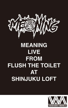 MEANING LIVE FROM FLUSH THE TOiLET / MEANING