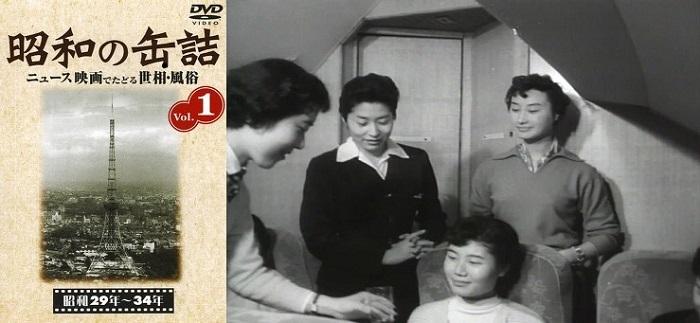 昭和の缶詰ニュース映画でたどる世相・風俗1